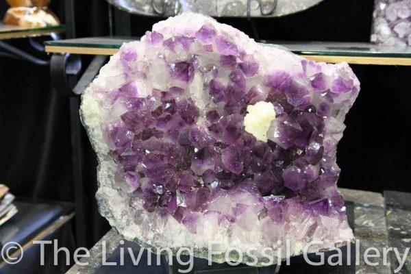 Amethyst Cluster-37
