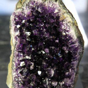 Amethyst Cluster-0