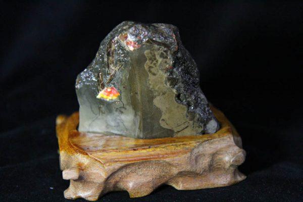 Ammolite - Suiseki Stone - AA Grade -854