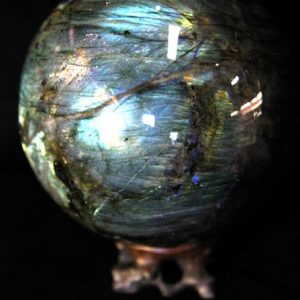 Labradorite Sphere -0