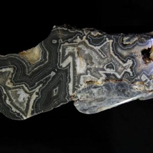 Natural Agate Slice-0