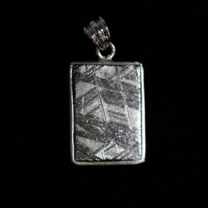 Meteorite Pendant -0