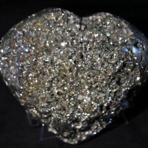 Pyrite Heart-0