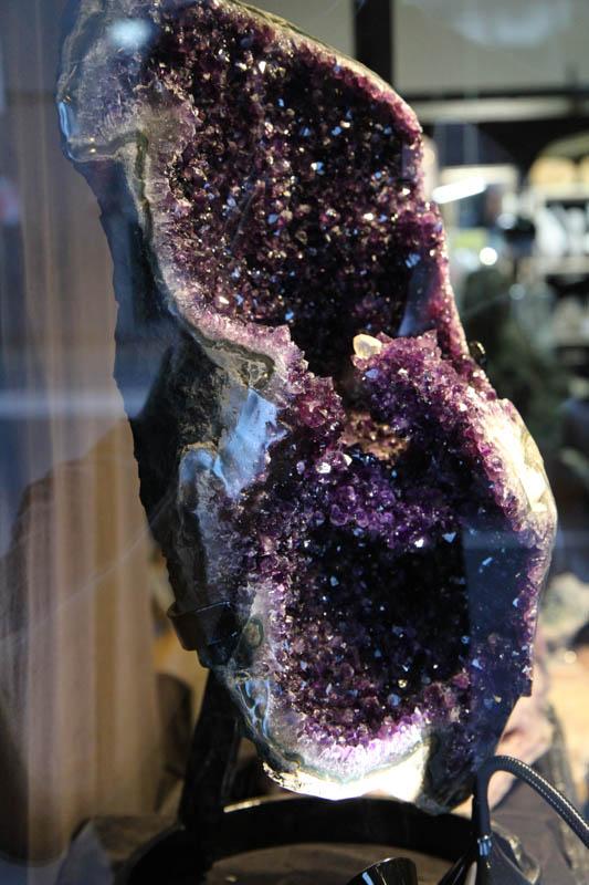 Amethyst Cluster-2606