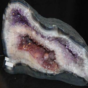 Large Amethyst Geode-0