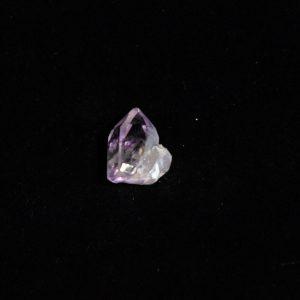 Double Phantom Amethyst Twin Crystal-0