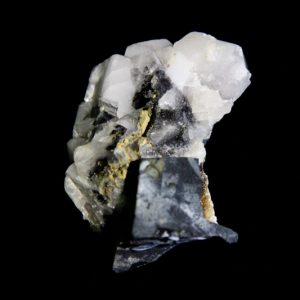 Calcite & Quartz -0